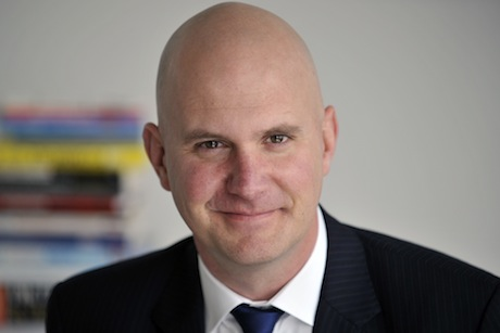 Grayling global chief executive: Pete Pedersen