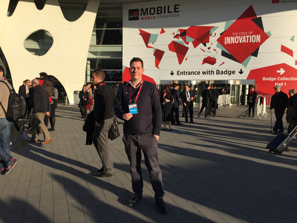 Tales from MWC with Peter Bowles