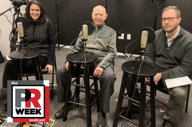 Left to right: Diana Bradley, Buck Buchwald, Frank Washkuch