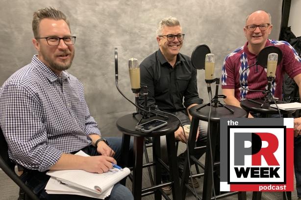 L to R: Frank Washkuch, Dan Hill, Steve Barrett