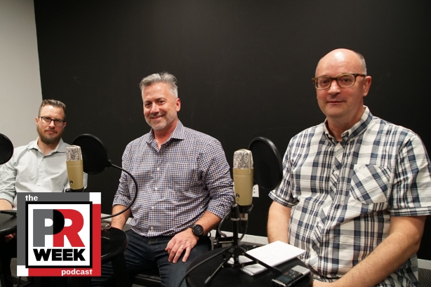 L to R: Frank Washkuch, Stephen Madden, Steve Barrett