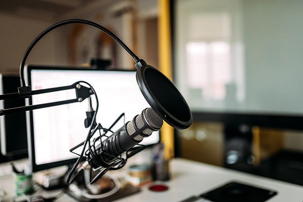 Are podcasts the next big PR thing? (©GettyImages)