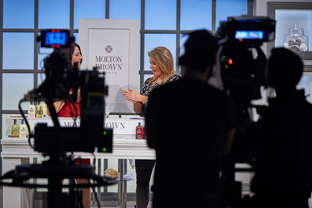 QVC shopping network hires corporate comms agency   PR Week