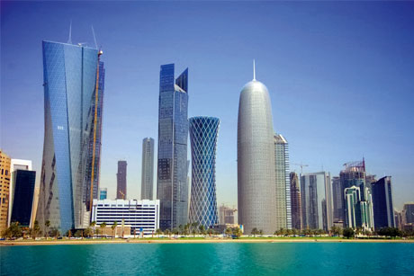 Qatar: Location for Blue Rubicon's first international office