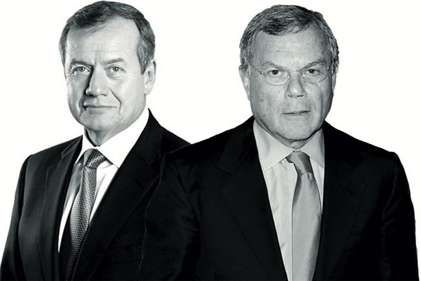 WPP chairman Roberto Quarta (l) and former CEO Sorrell both saw shareholder votes go their way despite backlashes