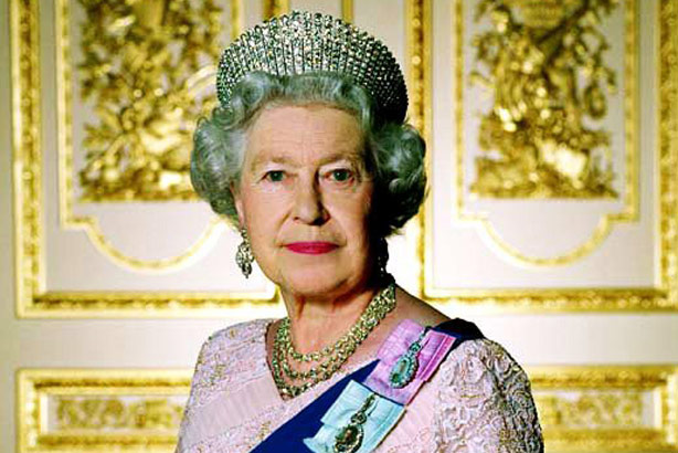 The Queen: Silent on the issue of Scottish independence