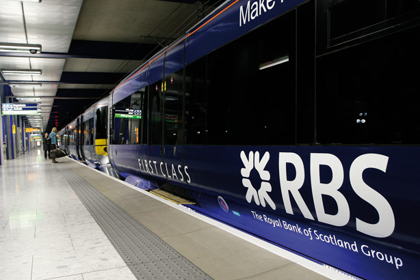 First-class communication? RBS spoke out after media pressure