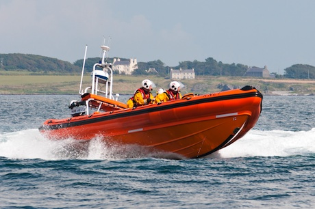 Royal National Lifeboat Institution: Has called in MSL London