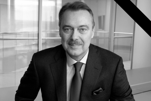 Ralf Hering: the founder and CEO of Hering Schuppener has died at the age of 61