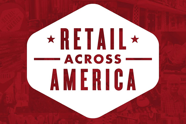 Retailers have great stories to tell - and are getting that chance with the National Retail Federation's Retail Across America tour.
