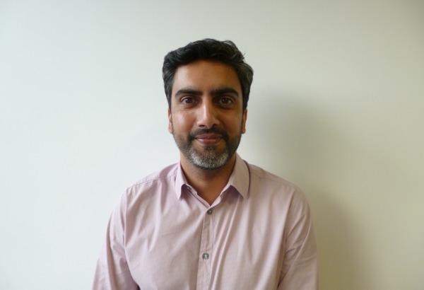 Roopesh Prashar: One of three new senior appointments