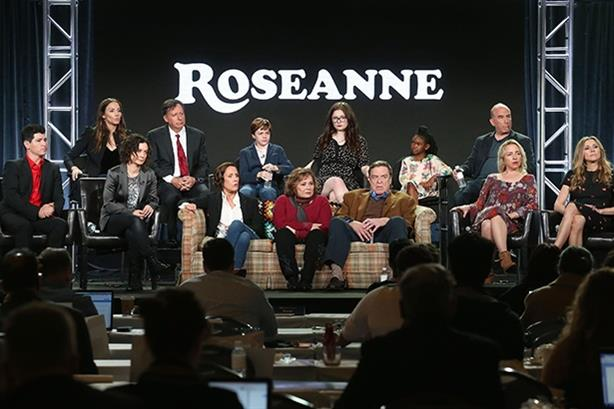 Roseanne returned this week after 21 years and attracted 18.2 million viewers to its opener.