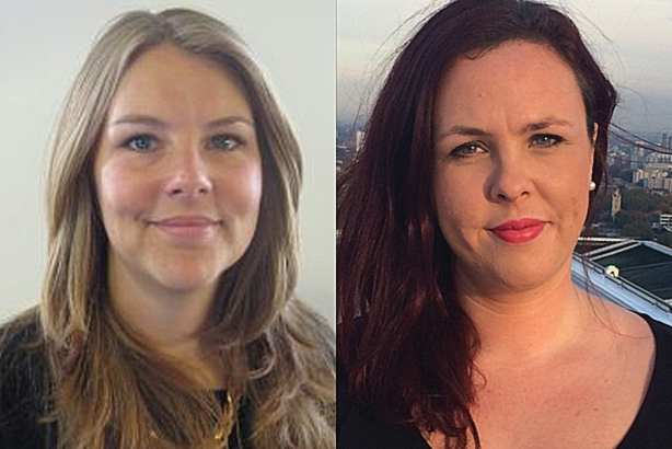 Top speakers: Emma Guise of Macmillan and London's Air Ambulance's Siobhra Murphy
