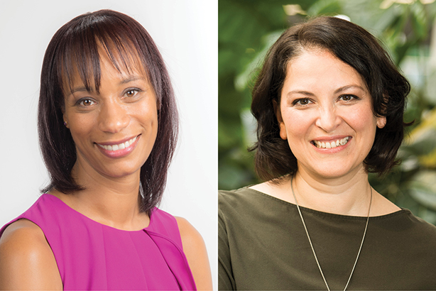 Jennifer Thomas (left) of Direct Line will co-chair, with Rosa Riera of Siemens among the expert speakers