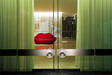 Morgans Hotel Group: The Sanderson Hotel London