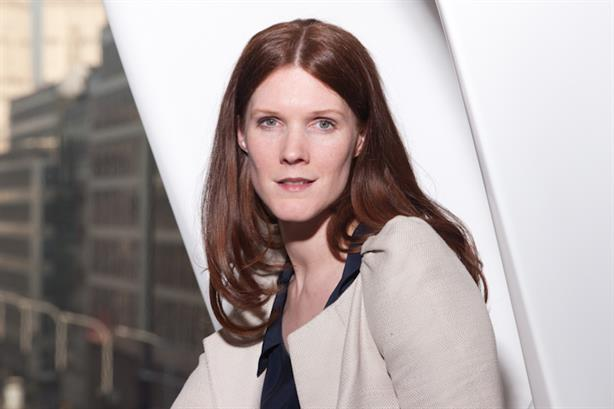 Sarah Richardson: Formerly of Edelman and The Evening Standard