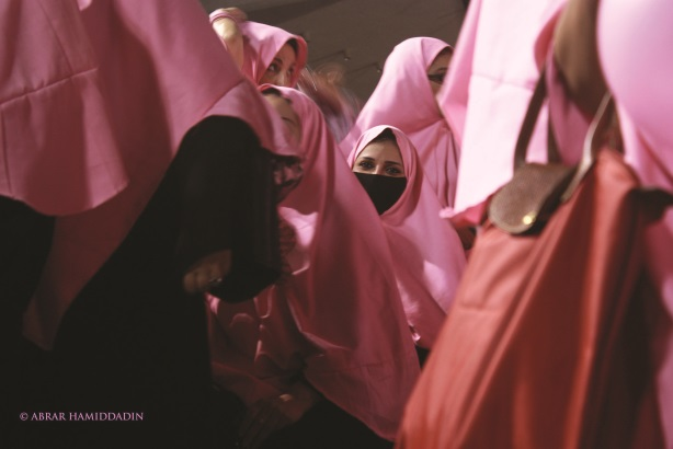 10KSA aims to raise awareness of breast cancer among Saudi women.