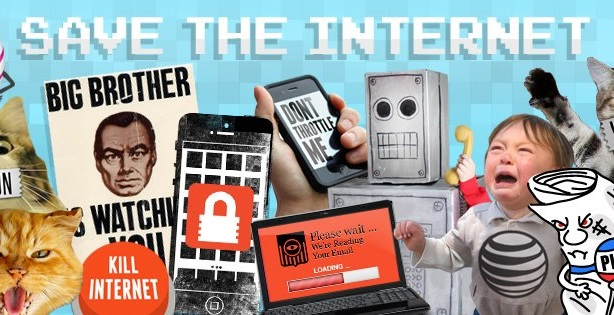 Free Press launched a dedicated site, SavetheInternet.com, to promote its cause.