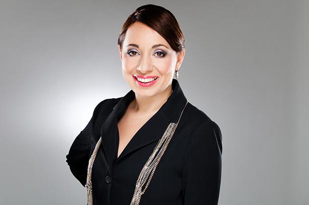 Active DMC managing partner Sawsan Ghanem.