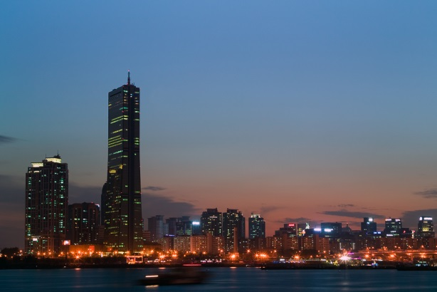 Seoul, the capital of South Korea