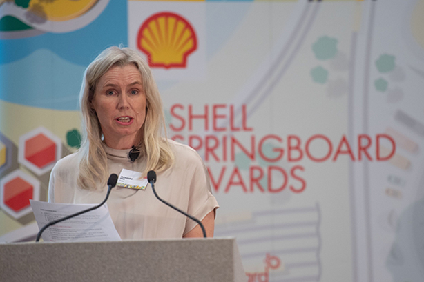 The Shell Springboard Awards provides funding to cutting-edge innovation for a low-carbon economy