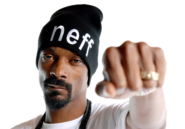 Snoop Dogg: Brand ambassador for Neff