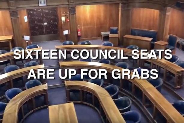 Southampton City Council video encourages voter registration