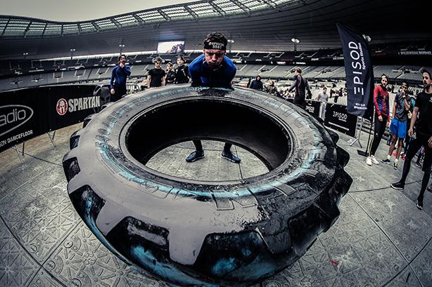 A Spartan Stadion event.
