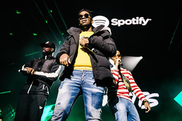 W Communications helped grow Spotify's Who We Be brand extension