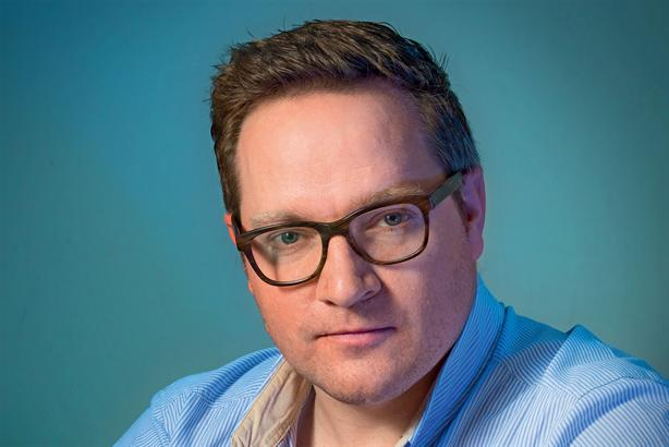Stuart Jackson: leaving to launch UP Communications
