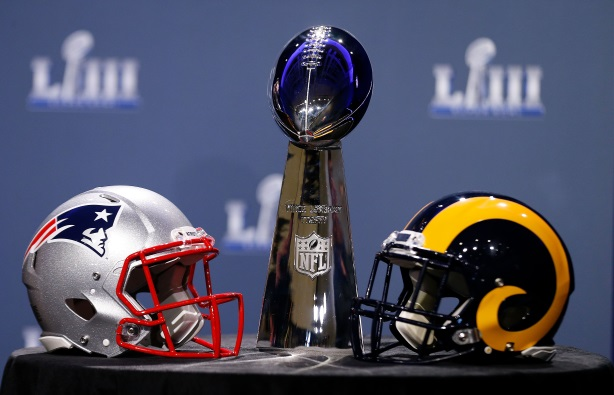 Sunday's Super Bowl is a classic match-up of the new against the old (Pic: Getty Images)
