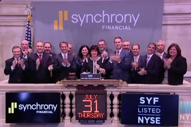 Synchrony Financial went public last July.