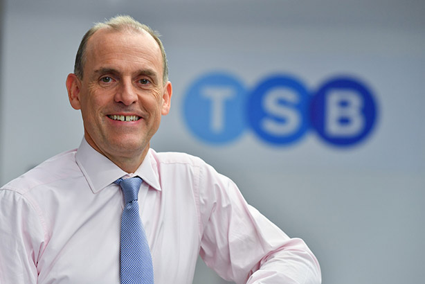 TSB CEO Paul Pester's appeared to jump the gun with his assertion that all was well at the bank (image via tsb.co.uk)
