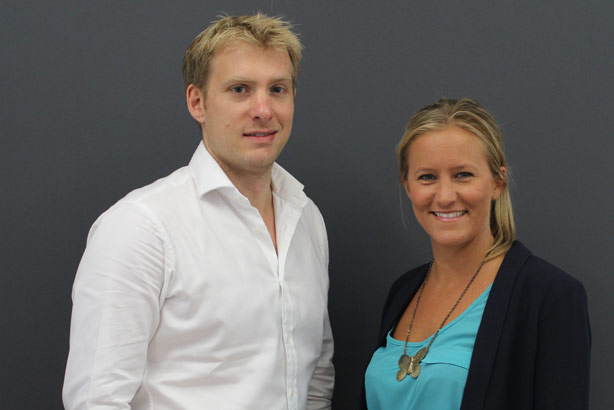 New joiners: Ben Barker and Maryann Stevens
