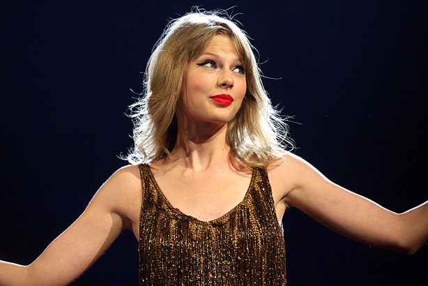 Taylor Swift is currently one of the best PRs around, argues Gavin Devine (Credit: Eva Rinaldi)