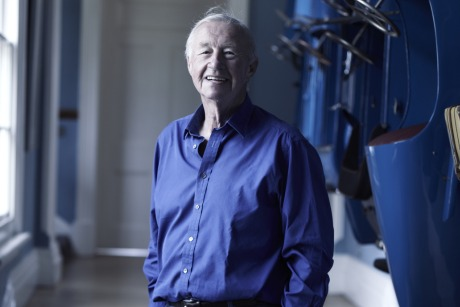 Sir Terence Conran: Launching high-end paint brand