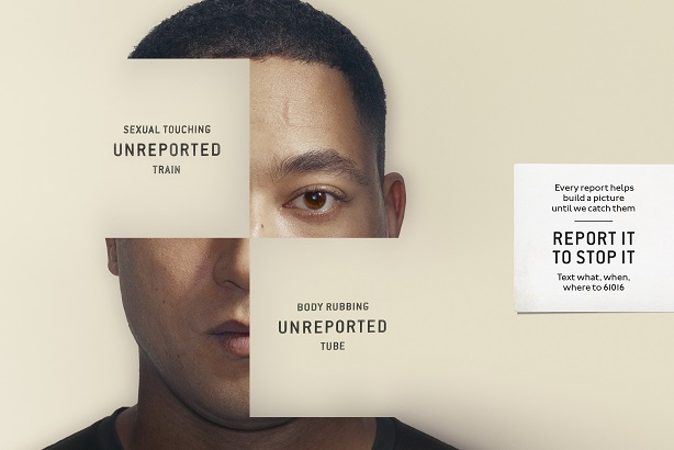 Report It To Stop It campaign has resulted in 1,200 arrests