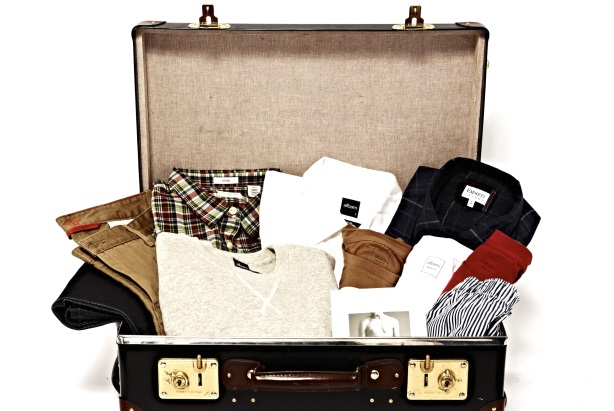 The Chapar: Sends a trunk of clothes to customers