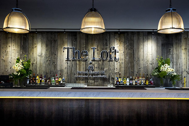 Frank has picked up PR duties for Pernod Ricard's event space, The Loft.