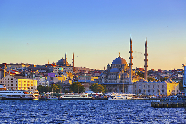 Istanbul is Turkey's largest city, but not its capital (Credit: TPopova/Thinkstock)