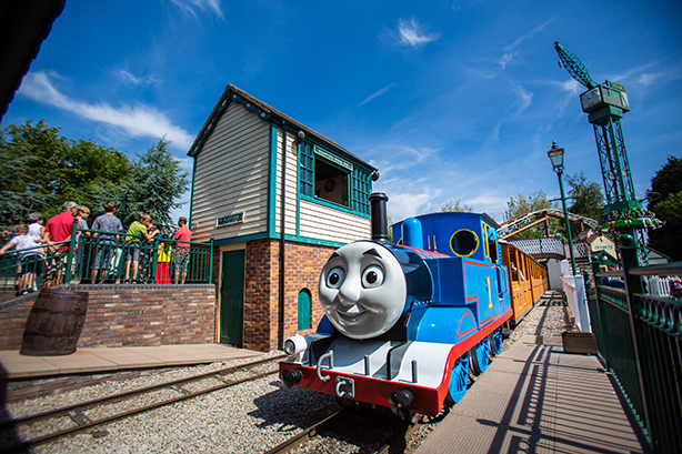 WPR has picked up PR duties for Drayton Manor's Thomas Land