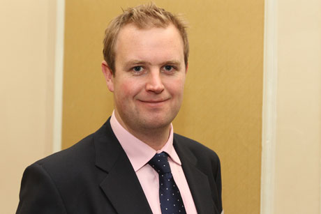 Key hire: Tim Collins will oversee the Tories' regional strategy