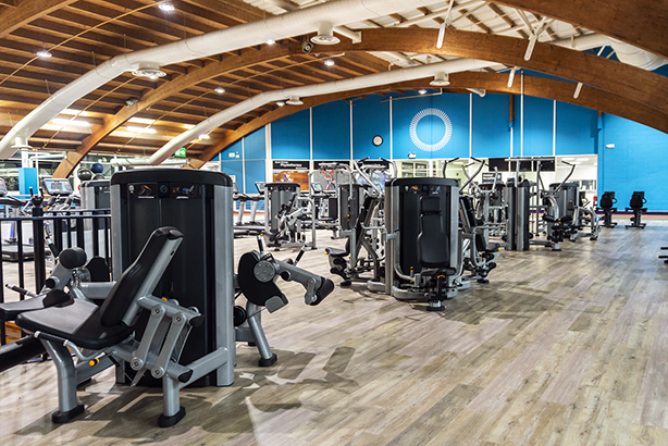 Total Fitness Wilmslow.
