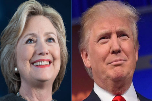 Trump and Clinton will battle it out tonight at New York's Hofstra University.