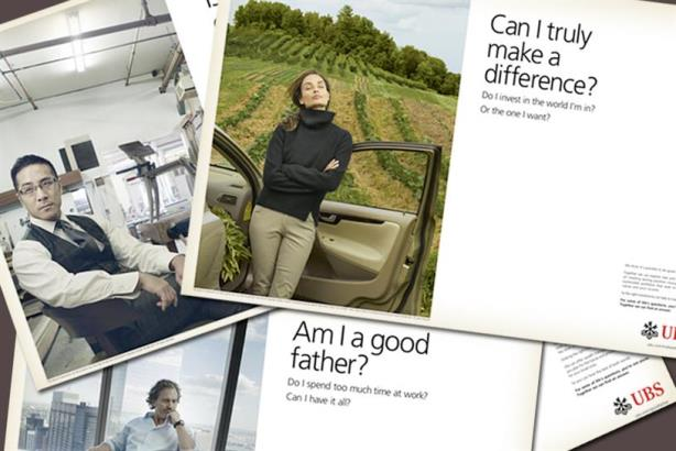 UBS asks the big questions in global brand relaunch | PR Week