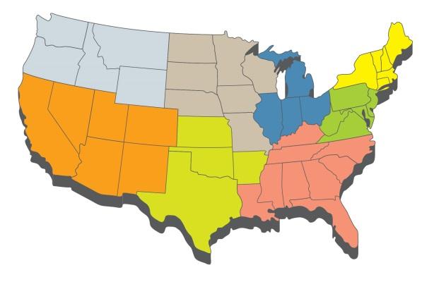 The US regions with the biggest spikes in PR salaries   PR Week