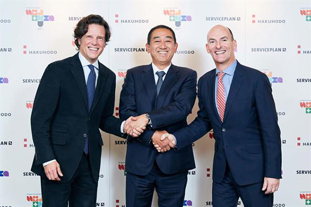 New alliance: Haller, Mizushima and Bonnet