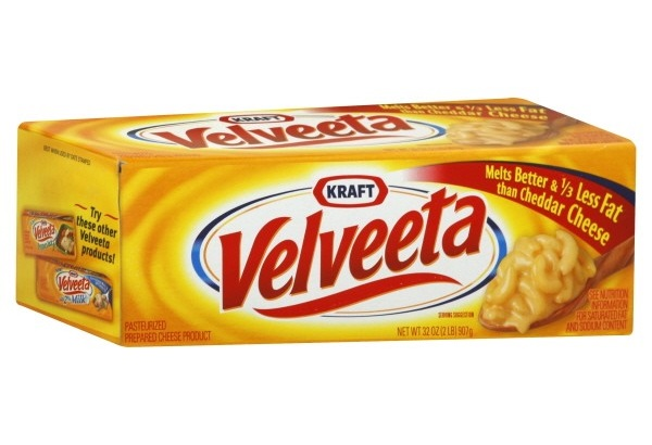 Kraft brand Velveeta