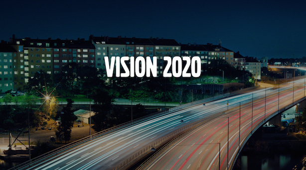 Watch: Volvo makes promise in 2020 Vision safety campaign