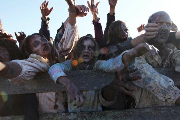 AMC's The Walking Dead (photo credit: Gene Page/AMC 2012)